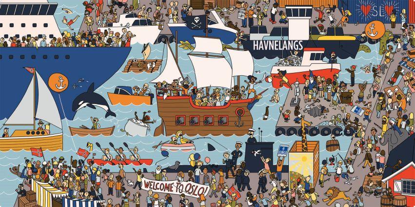 Velkommen til Havnelangs