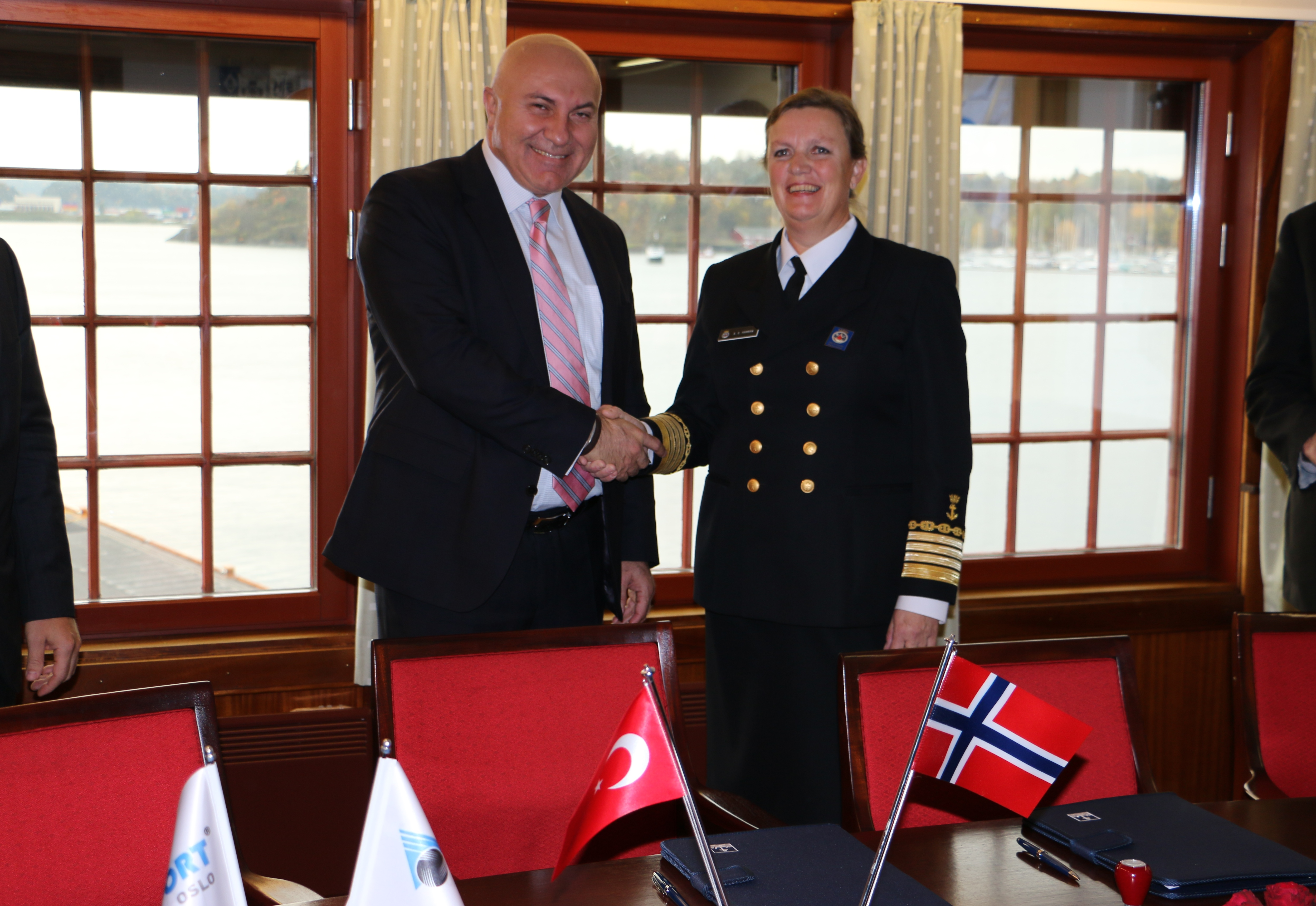 Yilport Holding and Port of Oslo Seal the Deal