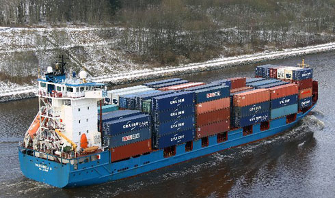 Ny containerlinje til Oslo
