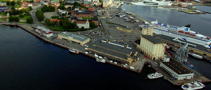vippetangen oslo kart Vippetangen   Oslo Havn vippetangen oslo kart