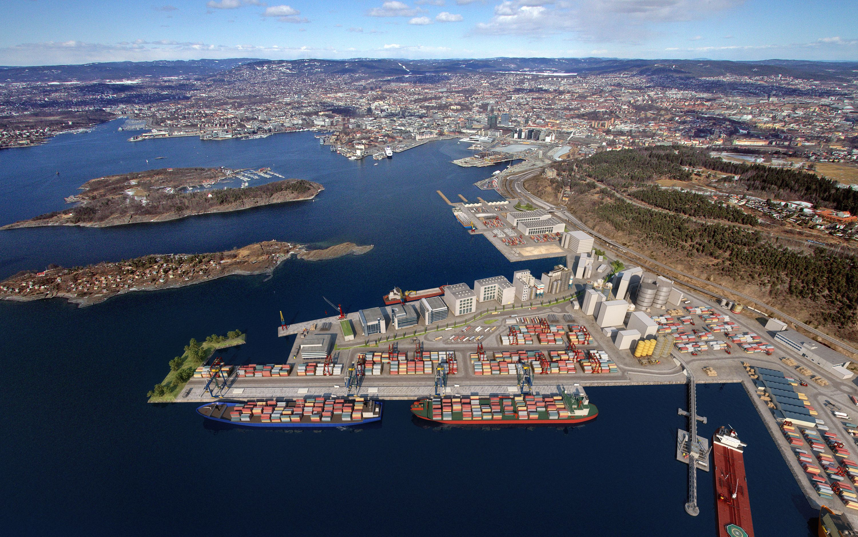 Port of Oslo has chosen a new operator for Sjursøya container terminal