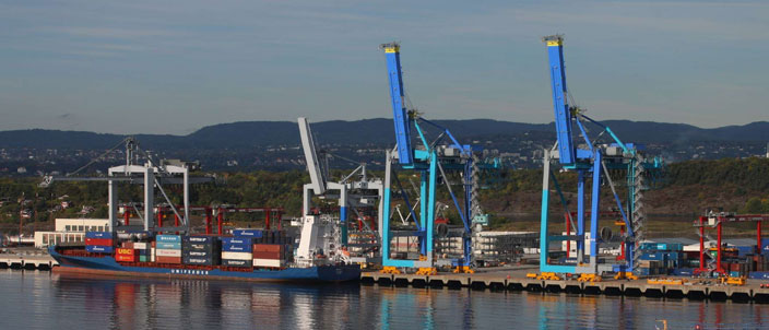 Highlights from Port of Oslo 2015