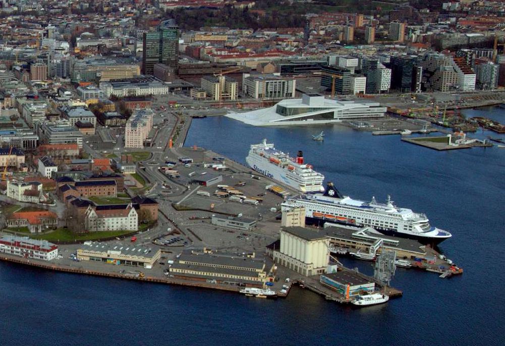 vippetangen oslo kart Enovastøtte til landstrøm i Oslo   Oslo Havn vippetangen oslo kart