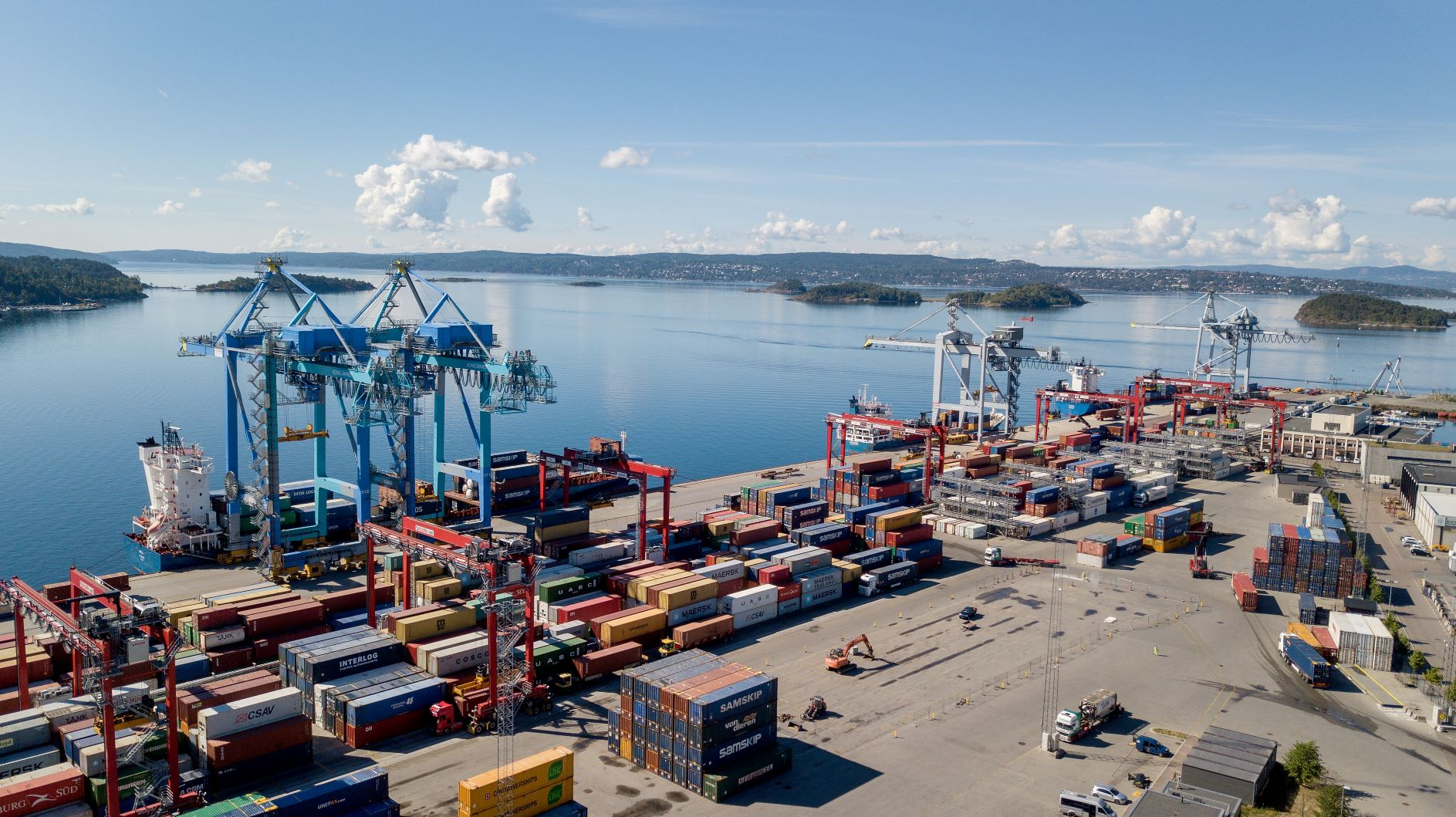 Yilport Oslo hits another record