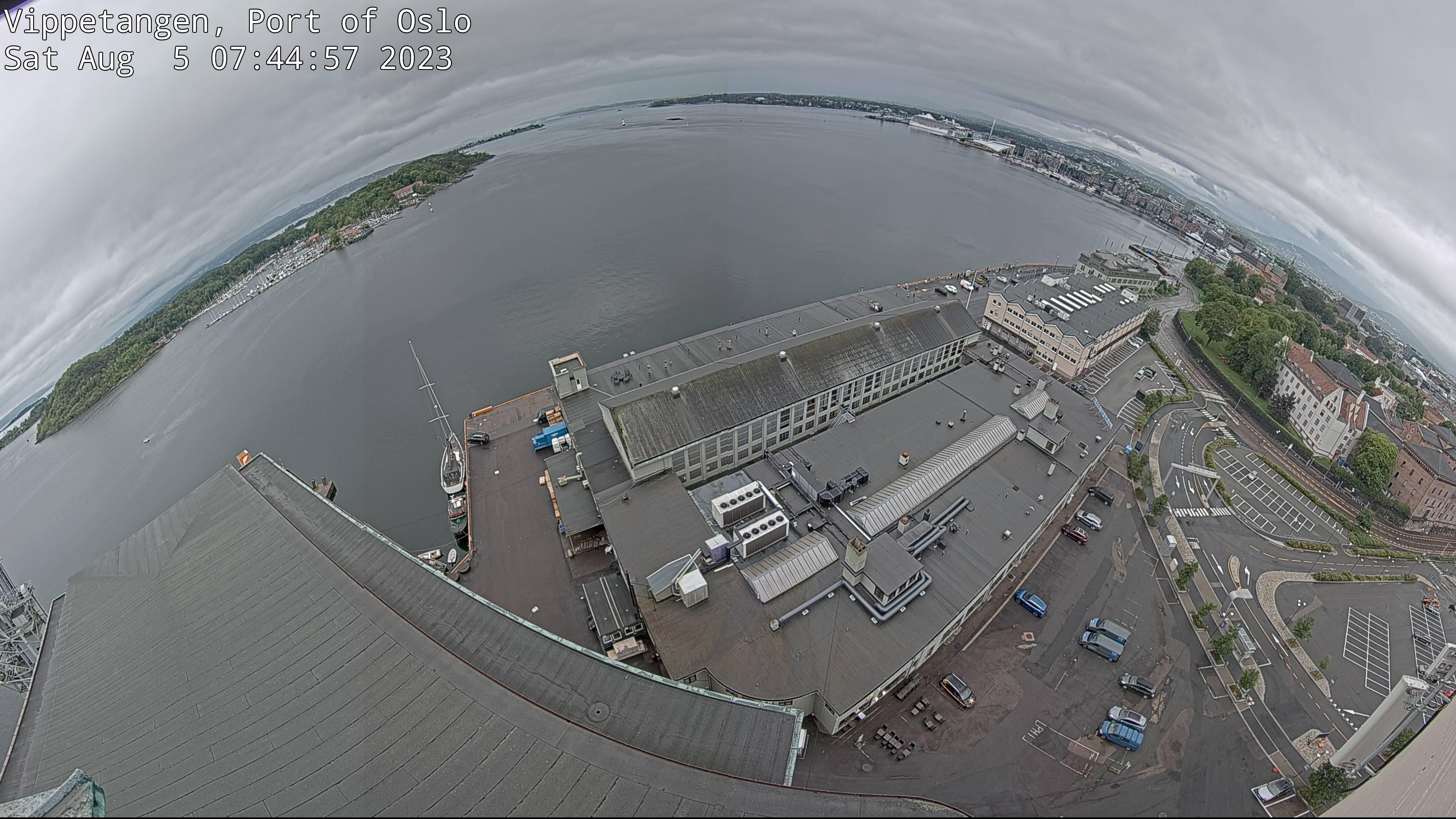 Oslo - haven; Vippetangen